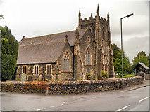 SD5095 : Burneside, St Oswald's Church by David Dixon