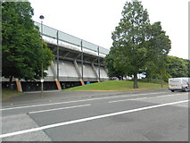 NT2774 : Meadowbank Sports Centre, Edinburgh by John Lord