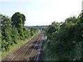 SE3801 : Midland Railway Chapeltown Extension Railway by Alan Murray-Rust