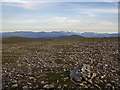 NN5774 : Summit area, Beinn Udlamain by William Starkey