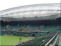 TQ2472 : Centre Court at Wimbledon (2) by David Hillas