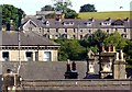 NU0501 : Roof tops of Rothbury by Norman Caesar