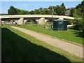 NU0501 : The refurbished Rothbury Bridge by Norman Caesar