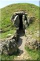 SH5070 : Bryn Celli Ddu Chambered Cairn by Jeff Buck