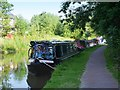 SJ9033 : Trent and Mersey Canal, Stone by David Dixon