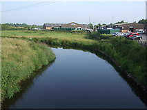 SK0418 : The River Trent, Rugeley by JThomas