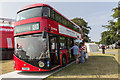 SU8908 : Routemaster, Goodwood Festival of Speed 2013, Goodwood, West Sussex by Christine Matthews