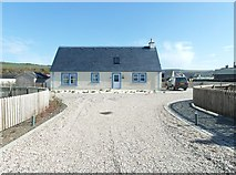 NX0882 : Shore Cottage, Harbour Green by Ann Cook