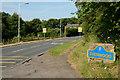 NZ1525 : Road entering Evenwood by Trevor Littlewood