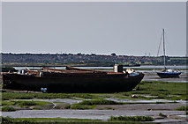 TQ8068 : Sharp's Green Bay by Ian Capper