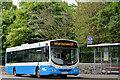 J2764 : Belfast bus, Lisburn by Albert Bridge