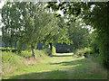 SK4545 : Footpath to Shipley by Alan Murray-Rust