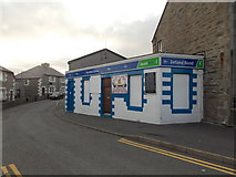 HU4741 : Lerwick: Brucefield Stores by Chris Downer
