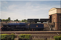 SU5290 : King Edward II - Didcot by Given Up