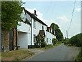 TQ0192 : Cottages on Shire Lane by Robin Webster