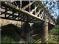 ST6172 : Railway bridge over the Avon by Derek Harper
