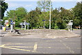 SU9081 : Roundabout, junction of A4 / A4094 by N Chadwick