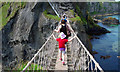D0644 : Carrick-a-Rede Rope Bridge by Rossographer