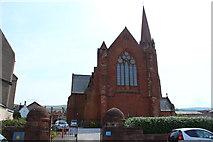 NS2059 : Church on Bath Street, Largs by Billy McCrorie