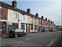 SJ8748 : Crane Street, Cobridge by David Weston