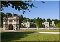 SX0863 : Lanhydrock House (1) by Mike Searle