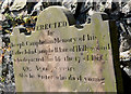 J4079 : Campbell headstone, Holywood by Albert Bridge