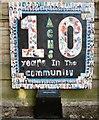 SJ9593 : 10 Years of Alder Community High School by Gerald England