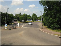 TL4259 : Madingley Road Park & Ride by M J Richardson