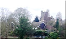TL3706 : Parish Church of St Augustine by N Chadwick