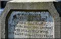 J4079 : John Graham's grave, Holywood (2) by Albert Bridge