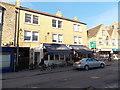 ST8993 : Blue Zucchini Brasserie, Tetbury by Jaggery