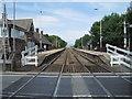 SD2177 : Askam railway station, Cumbria by Nigel Thompson