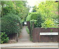 SK6439 : Radcliffe-on-Trent, Notts. by David Hallam-Jones