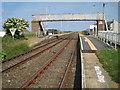 NX9925 : Harrington railway station, Cumbria by Nigel Thompson