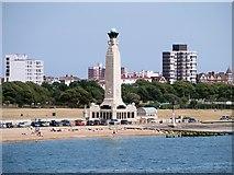 SZ6398 : The Naval War Memorial at Southsea by David Dixon