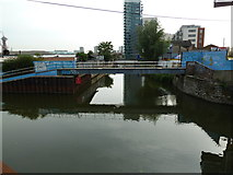 TQ3783 : Bridge 5A, Lee Navigation - Bow Back River by Mr Biz
