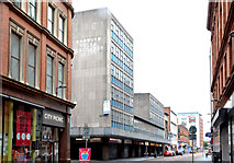 J3374 : Norwich Union House, Belfast (2013) by Albert Bridge