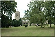 TF4024 : St Mary Magdalene Church at Gedney by Anthony Parkes