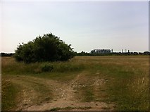 TL6798 : Wretton Fen Drove by Burgess Von Thunen