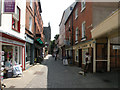 SO5039 : Church Street 2013, Hereford by Keith Edkins