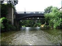 ST7565 : A36 crosses River Avon by Alex McGregor