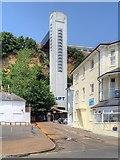 SZ5881 : Shanklin Cliff Lift by David Dixon