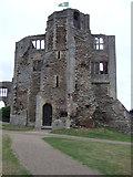SK7954 : Newark Castle by JThomas