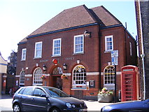 TM3389 : Bungay Post Office by Adrian Cable