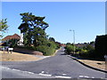 TM3489 : Kents Lane, Bungay by Adrian Cable