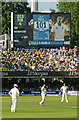 TQ2682 : Day one of the Second Ashes Test, at Lord's by Hugh Chevallier