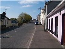 J0115 : View south along Main Street, Forkhill by Eric Jones
