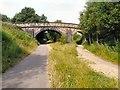 SJ9694 : Green Lane Bridge by Gerald England
