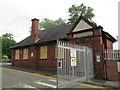 SJ9147 : Waiting Hall of Bucknall Hospital by David Weston