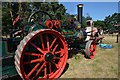 TL7688 : Weeting Steam Rally - Traction engine by Ashley Dace
